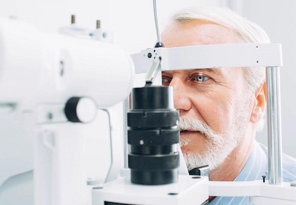 Gözde Zar Oluşması Epiretinal Membran