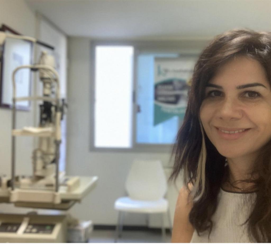 göz doktoru Lale geribeyoğlu izmir kaşkaloğlu